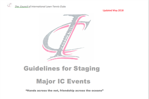 Guidelines for Staging a Major IC Event