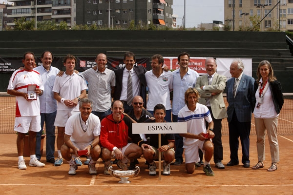 IC Spain celebrates repeat Potter Cup win