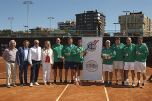 Ireland and Spain claim Potter Cup titles